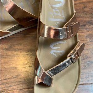 Mad Love Shoes - Mad Love 9 Target Birkenstock like Sandals
